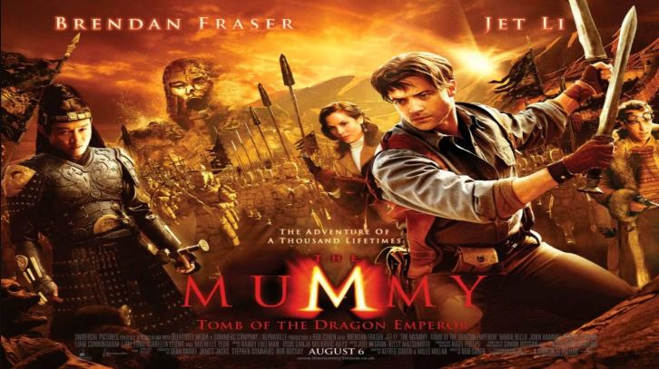 Sinopsis Film The Mummy Tomb Of The Dragon Emperor 2008 Lengkap